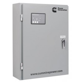 63A Automatic Transfer Switch Panel Cummins GTEC IP54 Enclosure