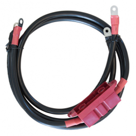 Enerdrive Cable Kit to Suit up to 2500 Watt Inverters, 70mm 2 x 1.2m