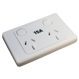 Standard 15A Outlet, Genelite
