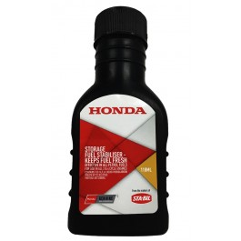 Honda fuel stabiliser for Honda petrol powered engines