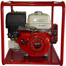 Electric Start for Genelite 6kVA Worksite Approved Honda Generator