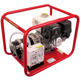 Electric Start for Genelite 8kVA Worksite Approved Honda Generator