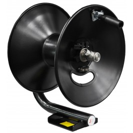 Jetwave High Pressure Hose Reel 60M capacity – Supplied with no Hose