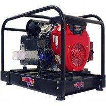 Dunlite 3 Phase Honda 16kVA Generator Portable Trade Generators