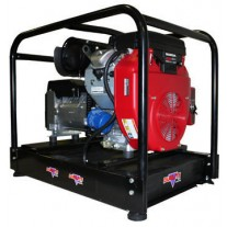 Dunlite 3 Phase Honda 11kVA Generator Portable Trade Generators