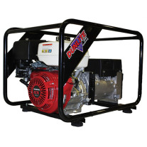 Dunlite 3 Phase Honda 7kVA Generator Portable Trade Generators
