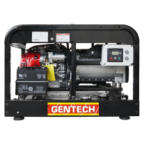 Gentech 8 kVA Honda Powered Remote Start Generator