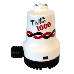 TMC Heavy Duty Electric Submersible Bilge Pumps - 63l/m / 1000gph