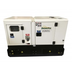 Genelite Heavy Duty 11kVA Single Phase Diesel Kubota Generator