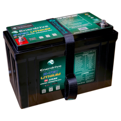 Enerdrive ePOWER B-TEC 125Ah Lithium Battery