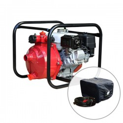 "Water Master Honda Fire Fighting 1.5"" Water Pump, 5.5hp"