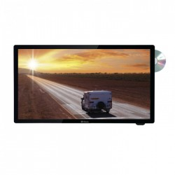 "RV Media Evolution 19"" LED HD TV/DVD/PVR, 12/24 V"
