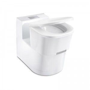 Dometic Saneo BLP Cassette Toilet, Plastic Bowl with Low Console, 16L