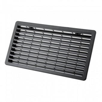Thetford, Large Fridge Vent, Black - Root Catalog
