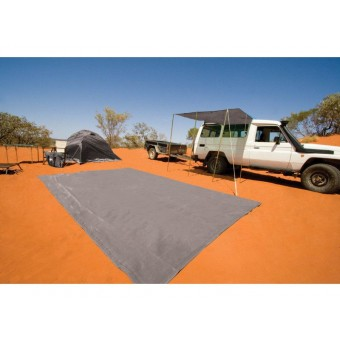 CGear Multimat Camping Mat - 2.4M x 4.3M - Caravan Screens & Matting
