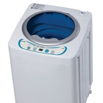 Camec Compact 2.5kg RV Washing Machine - Caravan Washing Machines & Dryers