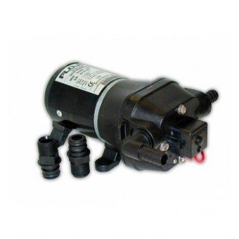 Flojet 24V Water Pump and Filter - Root Catalog