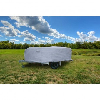 Camec Premium Camper Trailer Cover - Fits Camper 10 - 12ft 3.0 - 3.7m - Caravan Covers