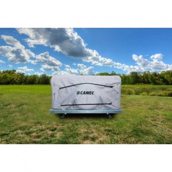 Camec Premium Camper Trailer Cover - Fits Camper 14 - 16ft 4.3 - 4.8m - Caravan Covers