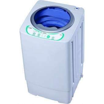 Camec Compact 3kg RV Washing Machine - Caravan Washing Machines & Dryers