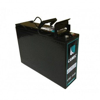 Camec AGM - Deep Cycle 12V - 120AH Slim Battery - Caravan & RV