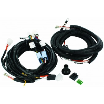 Hayman Reese Brake Controller Harness with 30A Power - Root Catalog