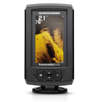 Humminbird Fish Finder PiranhaMax 4 DI - Fish Finders
