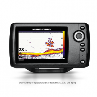 Humminbird Fish Finder Helix 5X SONAR G2 - Root Catalog
