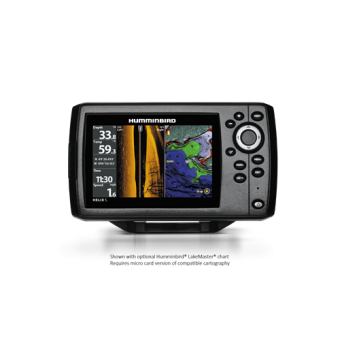 Humminbird Fish Finder Helix 5X Chirp SI GPS G2 - Fish Finders