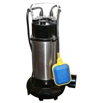 Cromtech 1100w Submersible Pump w/ Chopper Blade - Root Catalog