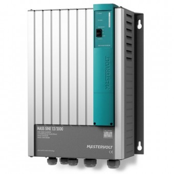 Mastervolt Mass Sine Wave 2000w 12v Inverter