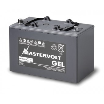 Mastervolt MVG Gel Series 12V 85Ah Battery - Gel Deep Cycle Batteries