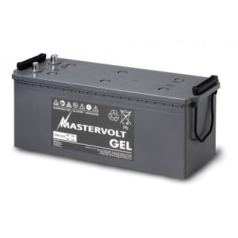 Mastervolt MVG Gel Series 12V 120Ah Battery - Root Catalog