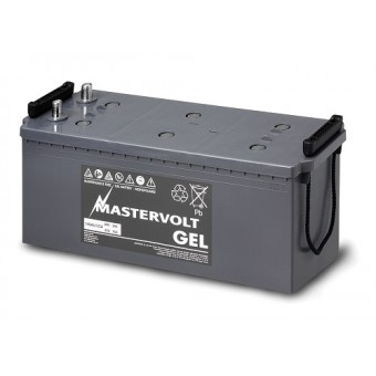 Mastervolt MVG Gel Series 12V 140Ah Battery - Boating & Marine