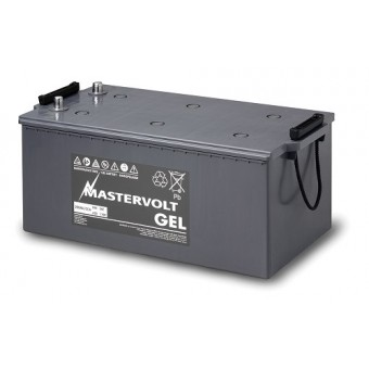 Mastervolt MVG Gel Series 12V 200Ah Battery - Boating & Marine