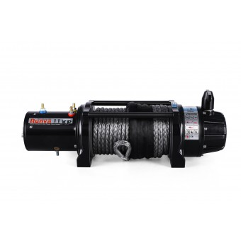 Runva 11XP Premium Winch with Synthetic Rope - Caravan Hardware & Accessories