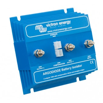 Victron Argodiode 120A 2 Batteries Isolator with AEI - Dual Battery Kits, Isolators & Relays