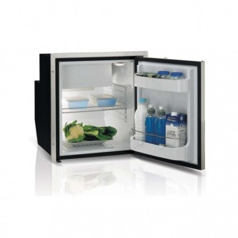 Vitrifrigo C62iX Stainless Steel Lock Fridge and Freezer 62L - Root Catalog