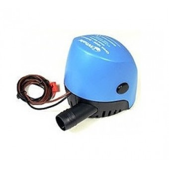 Whale Orca Electric Bilge Pump - 500gph, 12V - Boating & Marine