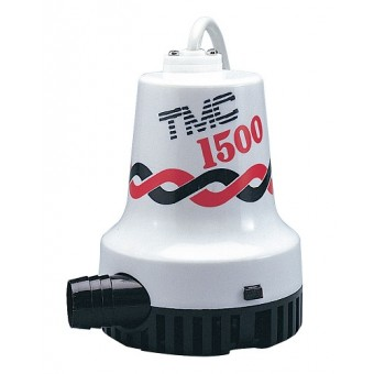 TMC  Heavy Duty Electric Submersible Bilge Pumps - 94.5l/m / 1500gph 24V - Root Catalog