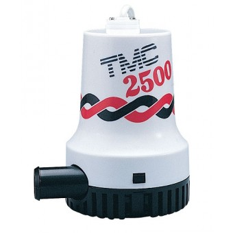TMC Heavy Duty Electric Submersible Bilge Pumps - 158l/m / 2500gph - Root Catalog
