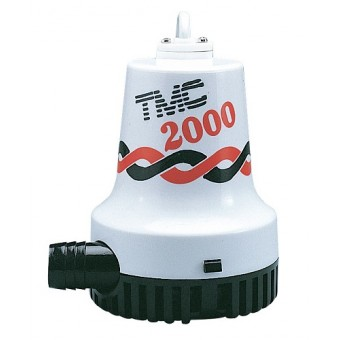 TMC Heavy Duty Electric Submersible Bilge Pumps - 126l/m / 2000gph 24v - Boating Pumps