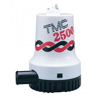TMC Heavy Duty Electric Submersible Bilge Pumps - 158l/m / 2500gph 24v - Root Catalog