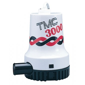 TMC Heavy Duty Electric Submersible Bilge Pumps - 190l/m / 3000gph 24v - Root Catalog