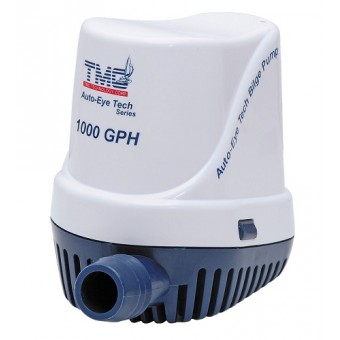 TMC Auto-Eye Fully Automatic Bilge Pump - 1000GPH 12V - Root Catalog