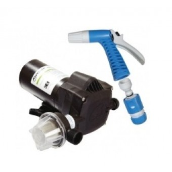 Whale High Pressure Washdown Kit - 12V - Boating & Marine