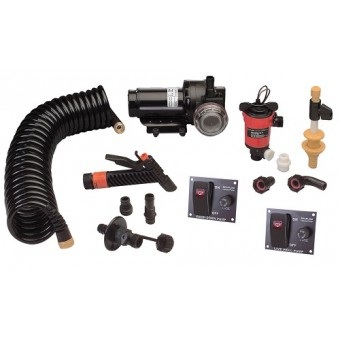 SPX Flow  WD/Livewell Pump Kit - 5.2 - Boating & Marine