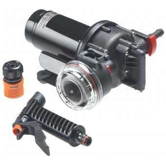 SPX Flow Aqua Jet Wash Down Pump WD 3.5, 12V - Boating & Marine