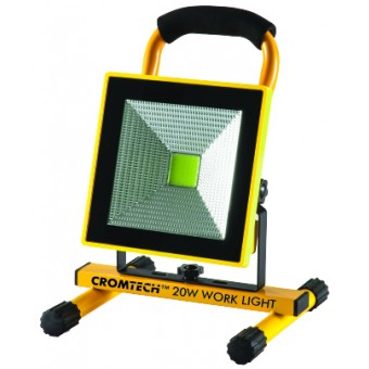 Cromtech 20W LED Work Light - Work Lights