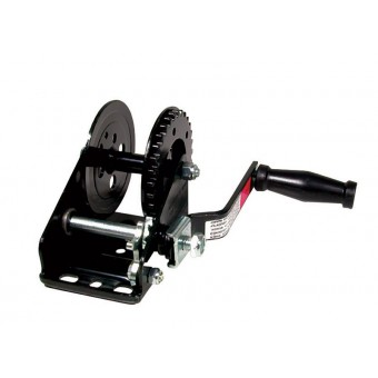 BLA Trailer Winch, Single Pawl 450kg capacity - Boat Trailer Winches